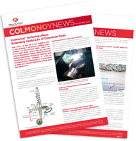 Colmonoy News - Extending Useful Life of Downhole Tools