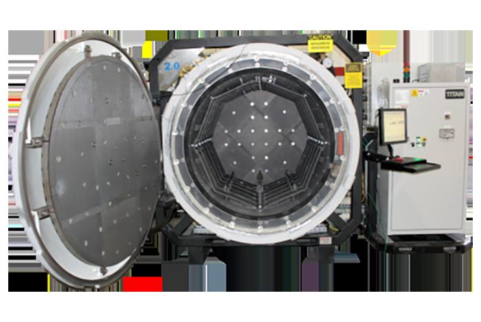 OKC Vacuum Furnace