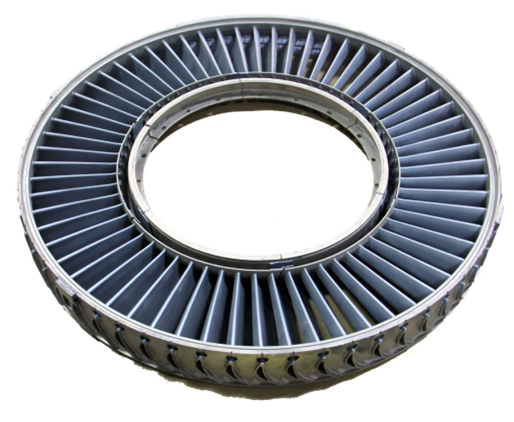 Turbine-Nozzles–Weld-Assembly-Braze-Heat-Treat-Machined