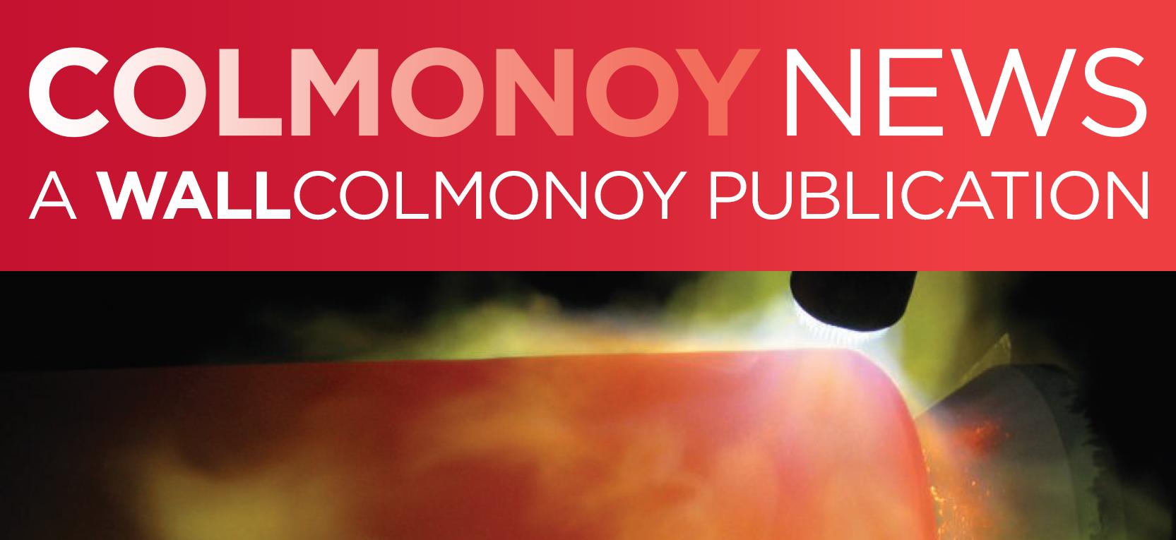 <h1>Colmonoy News</h1>